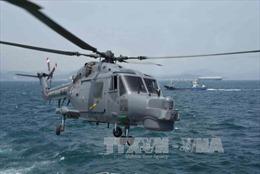 Hàn-Nhật-Mỹ diễn tập chống tàu ngầm Triều Tiên