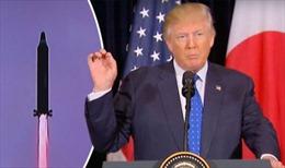 Gặp gỡ thượng đỉnh Trung-Mỹ sẽ còn bất ngờ sau thông điệp 'tự xử Triều Tiên' của ông Trump