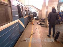 Thế giới phẫn nộ lên án vụ tấn công khủng bố tại Nga