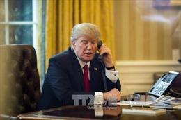Ông Trump nói gì khi gọi điện cho Putin sau vụ đánh bom ở St. Petersburg