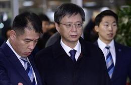 Cựu Thư ký cấp cao của bà Park Geun-hye bị triệu tập thẩm vấn