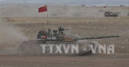 Thái Lan thông qua thương vụ mua xe tăng Trung Quốc