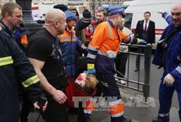 Vụ tấn công tàu điện ngầm tại Nga là vụ đánh bom liều chết