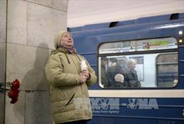 Tổng thống Putin cảnh báo về an ninh sau vụ tấn công ga tàu điện