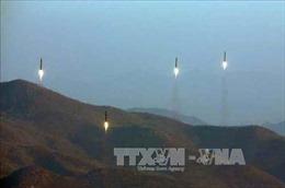 Bất ngờ với loại tên lửa trong vụ phóng mới nhất của Triều Tiên