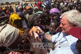 Anh tiếp tục hỗ trợ lực lượng gìn giữ hòa bình ở Nam Sudan