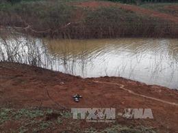 Trượt chân ngã, một học sinh lớp 5 bị chết đuối tại hồ thủy điện Thác Mơ
