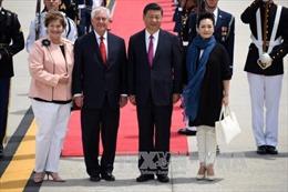 Chủ tịch Trung Quốc Tập Cận Bình đến Mỹ