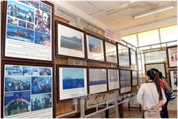 Khánh Hòa: Triển lãm lưu động 'Hoàng Sa, Trường Sa của Việt Nam'