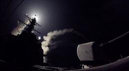 Lợi dụng vụ Mỹ nã tên lửa Syria, IS tấn công quy mô lớn vào Palmyra