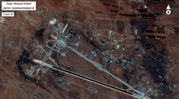 Mỹ nã tên lửa vào Syria, 6 chiếc MiG-23 do Nga sản xuất 'dính đòn'