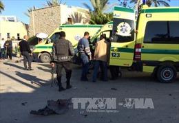 Ai Cập tiêu diệt thủ lĩnh cấp cao tổ chức khủng bố Hasm