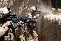Hàng chục tay súng IS tấn công căn cứ quân sự của Mỹ và phe nổi dậy Syria