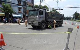 Tây Ninh: Hai mẹ con bị xe tải cuốn vào gầm, tử vong