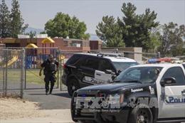 Xả súng tại trường tiểu học ở Mỹ, 2 người thiệt mạng