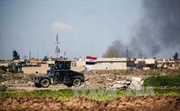 Các lực lượng Iraq giải phóng hai quận phía Tây Mosul