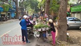 Vỉa hè Hà Nội: Thông thoáng rõ rệt, nhưng vẫn phấp phỏng lo thiếu bền vững