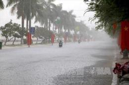 Thời tiết ngày 12/4: Không khí lạnh về, Bắc Bộ mưa dông, đề phòng lốc xoáy