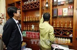 Còn nhiều khó khăn trong công tác kiểm soát rượu 'độc'