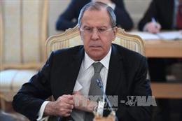 Nga lần thứ 8 phủ quyết dự thảo nghị quyết của HĐBA về Syria