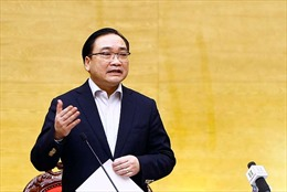 Bí thư Thành ủy Hà Nội đếm được 4 quán phở rong trên phố Tràng Thi