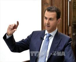 Tổng thống Assad: Vụ tấn công hóa học ở Syria là 'bịa đặt 100%'.