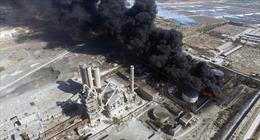 Liên minh chống IS phủ nhận không kích kho vũ khí hóa học tại Syria