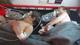 Bộ Ngoại giao Mỹ: Vụ tấn công hóa học tại Syria là một tội ác chiến tranh