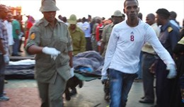 Xả súng giết hại 8 cảnh sát ở Tanzania