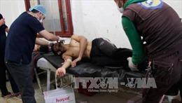 Syria mời chuyên gia quốc tế điều tra nghi án tấn công hóa học