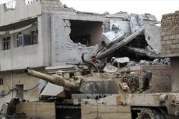 Iraq tiêu diệt một thủ lĩnh cấp cao của IS