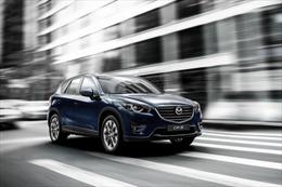 Gần 2.000 xe Mazda CX-5 được bán ra trong quý I/2017