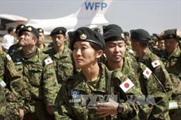 Nhật Bản rút quân khỏi Lực lượng gìn giữ hòa bình LHQ tại Nam Sudan