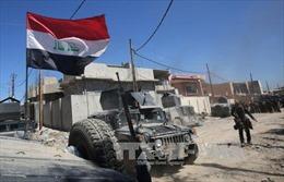 Lực lượng Iraq gặp khó khăn tại chiến trường Thành Cổ Mosul