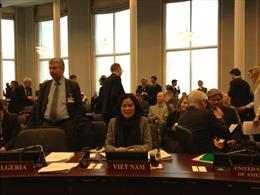 20 năm thành lập Tổ chức Cấm vũ khí hóa học và dấu ấn của Việt Nam