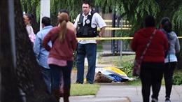 Đối tượng nhiều tiền án xả súng tại California, 3 người thiệt mạng