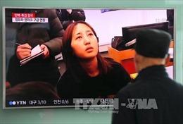 Đan Mạch đồng ý dẫn độ con gái bà Choi Soon-sil