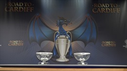 Bốc thăm bán kết Champions League, Europa League: Derby thành Madrid, MU lại gặp may