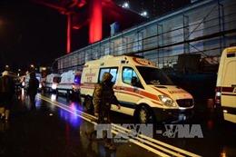 Mỹ tiêu diệt một gián điệp IS liên quan vụ tấn công hộp đêm Thổ Nhĩ Kỳ