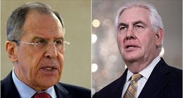 Ngoại trưởng Nga, Mỹ nhất trí điều tra vụ tấn công hóa học tại Syria