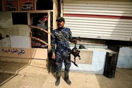 IS phát triển vũ khí mới lấy Mosul làm địa điểm thử nghiệm