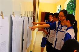 Hà Nội công bố tài liệu tuyển sinh vào lớp 10