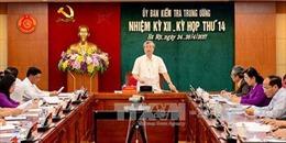 Đề nghị xem xét, thi hành kỷ luật đồng chí Đinh La Thăng