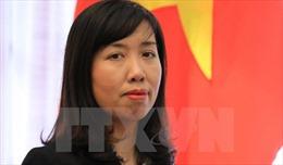Kiên quyết phản đối hoạt động xâm phạm chủ quyền của Việt Nam