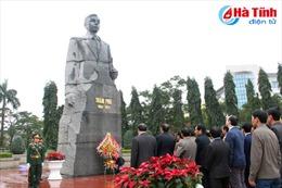 Tuổi trẻ Hà Tĩnh kỷ niệm ngày sinh Tổng Bí thư Trần Phú