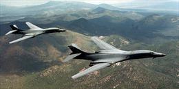 Máy bay ném bom chiến lược của Mỹ đã hoạt động tại Triều Tiên