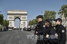 Pháp bắt 5 nghi can trong chiến dịch chống khủng bố