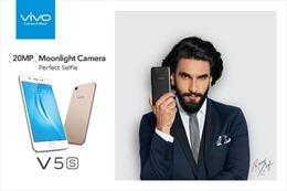 Vivo V5s giữ vững tính năng selfie khủng
