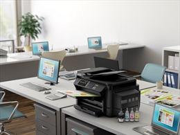 Epson ra mắt nhiều sản phẩm mới
