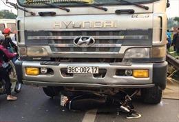 Xử lý nghiêm lái xe tải đi ngược chiều, lấn làn gây tai nạn khiến hai người chết